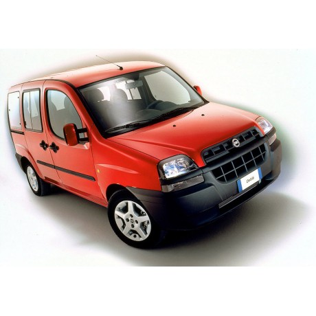 fiat doblo 7places